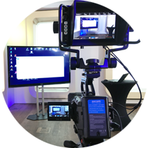 Event-Technik Streaming Setup